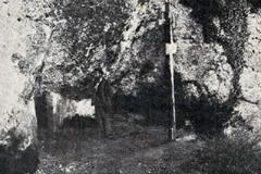 Cova fra Gari 1898 Llibre tapes blaves