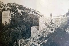 Construccio estacio superior 1917