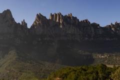Foto des de Turó de l'Ermità