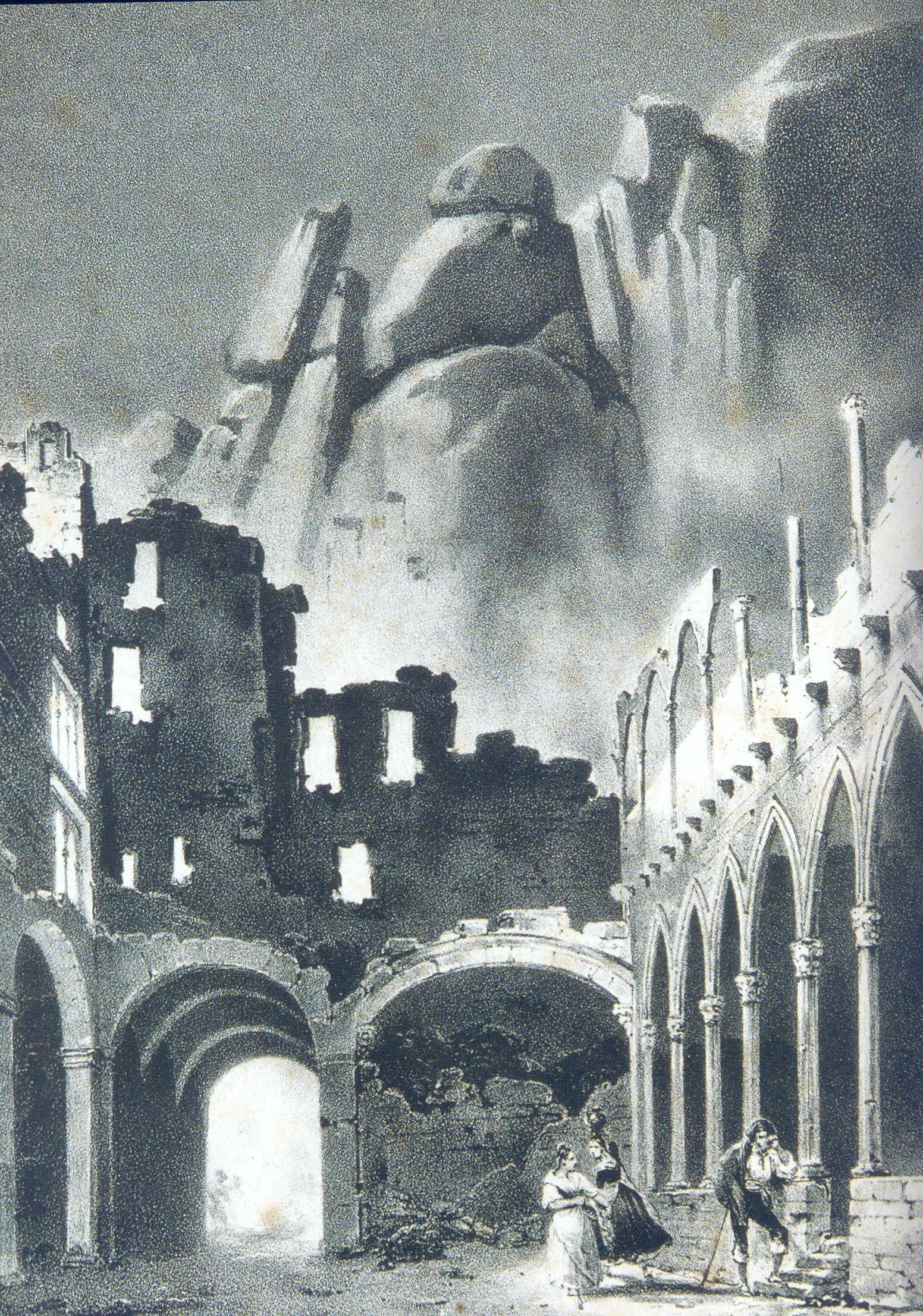 1812 gravat