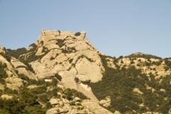L'Albarda castellana
