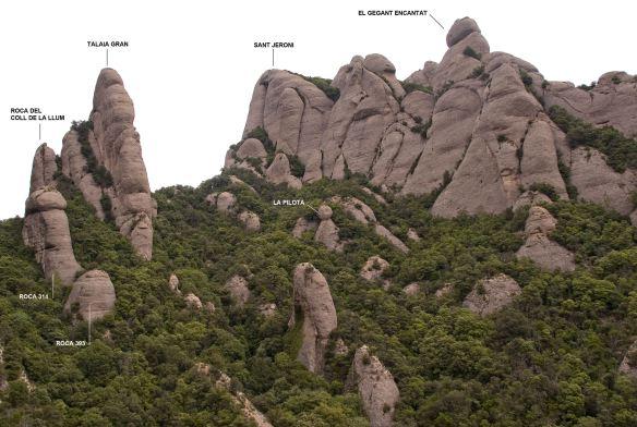 Sant Jeroni i les Talaies
