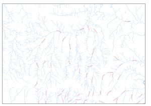 Hidrologia cara nord