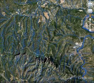 Sietma hidrologia zona 1
