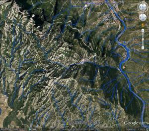 Sietma hidrologia zona 2