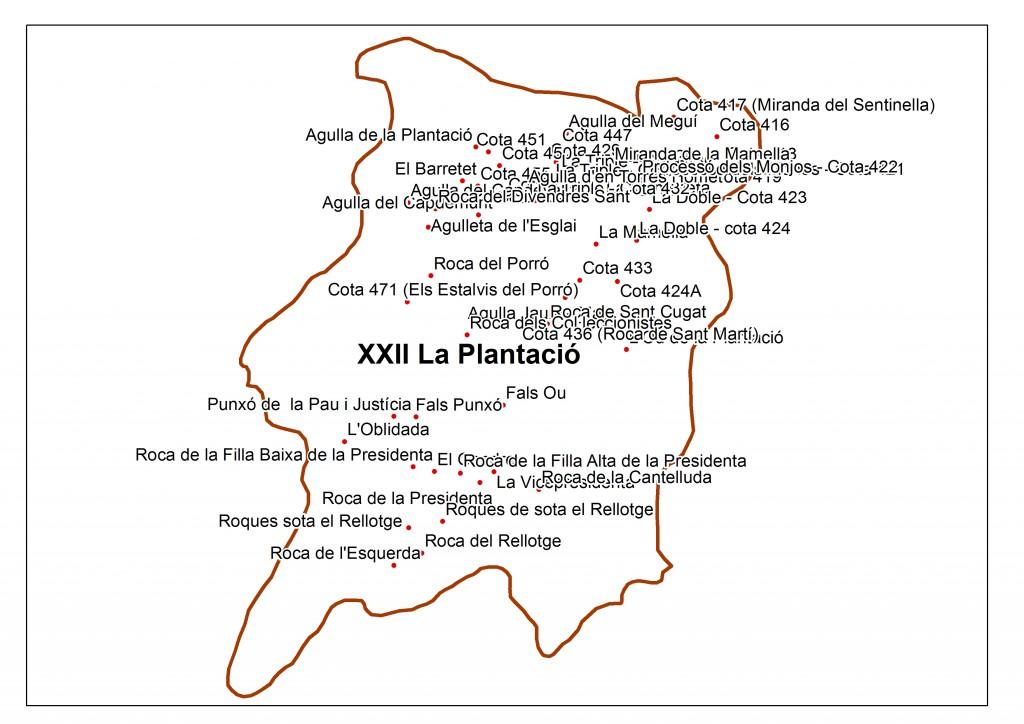 Seccio 22 La Plantacio dibuix