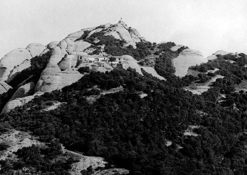 Ermita de sant Jeroni. Data incerta, començaments del segle XX