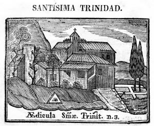 Ermita de la Santisima Trinitat  Compendio Abat Argerich   retallada
