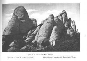 Vistes de Montserrat fotos Junque 192_  Ermita de la Trinitat 4 retocada