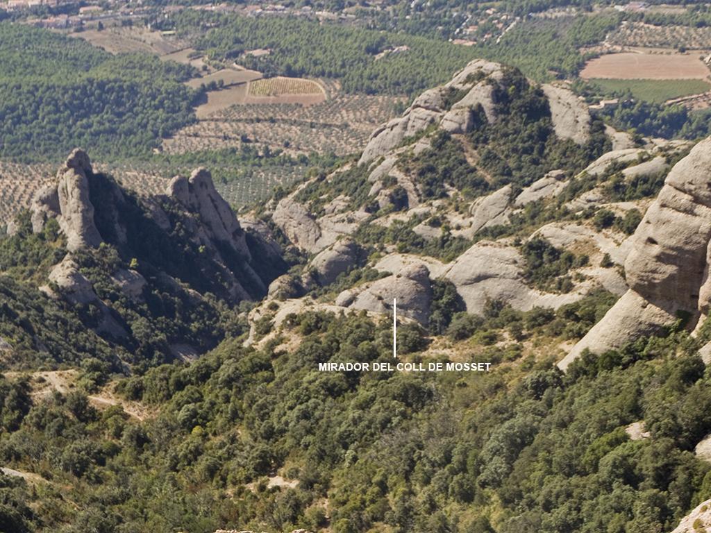 Des de dalt de l'Albarda Castellana