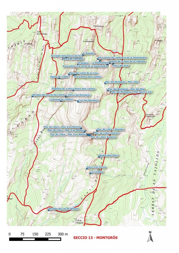 Secció 13 Montgròs