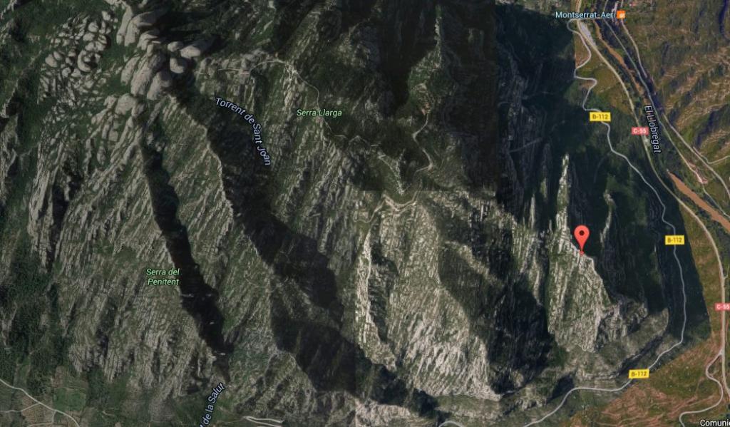 Serra Llarga - Google Esrth