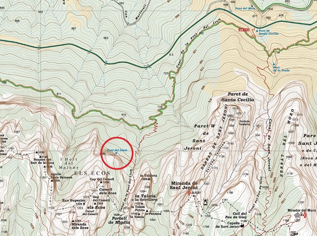 Font del Llum Alpina
