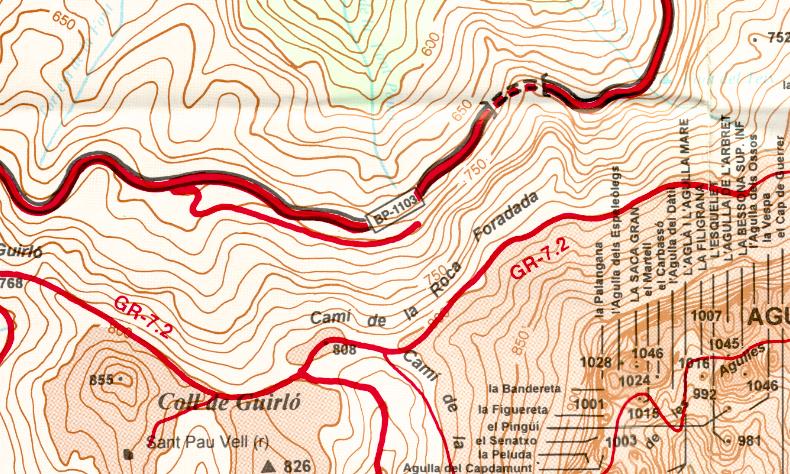 Baica espantats Alpina 1996