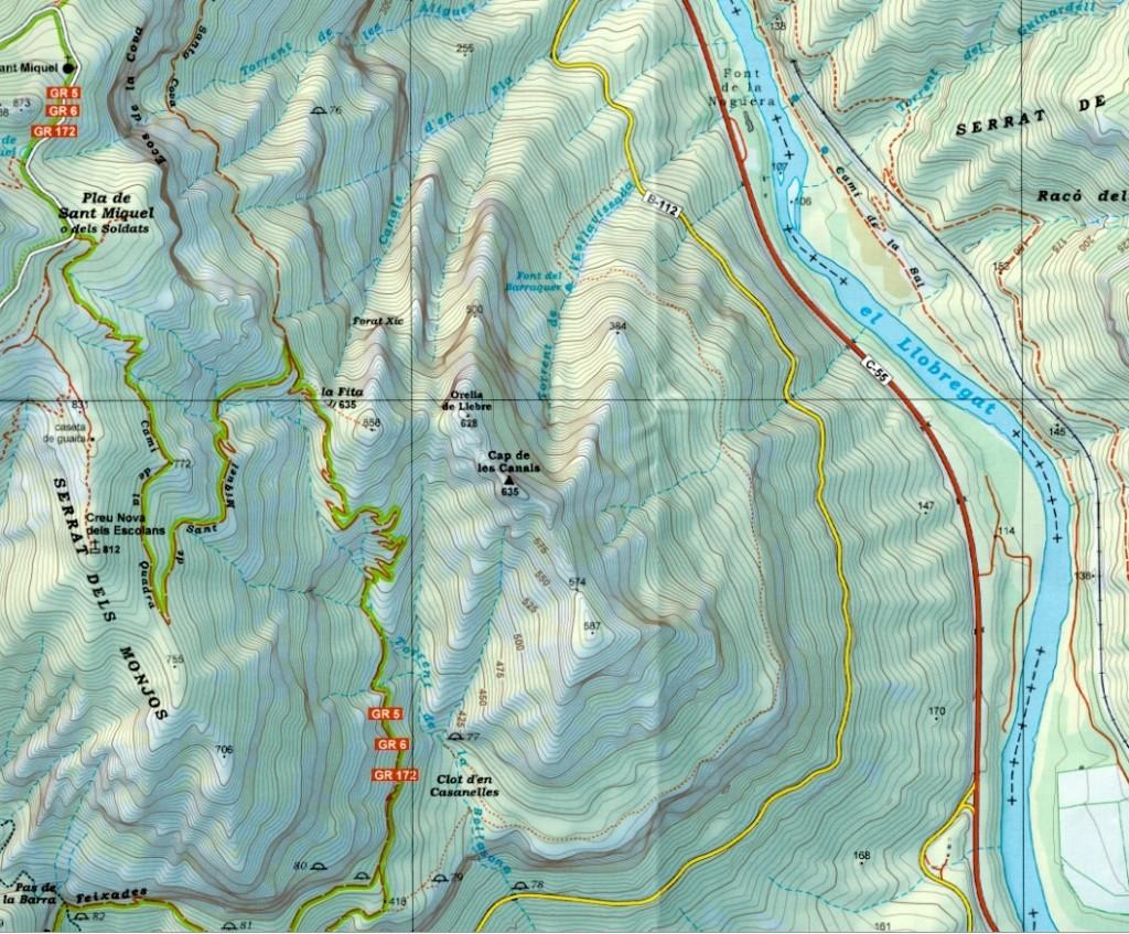 Font del Barraquer Alpina 2015