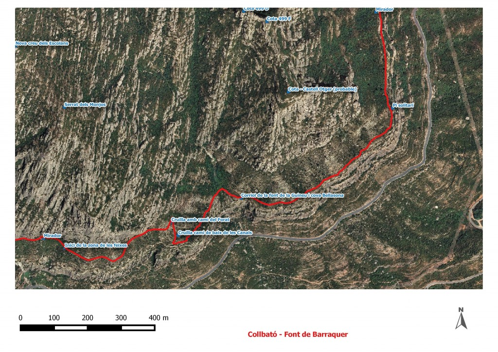 Itineraris Collbato - font del Barraquer 4