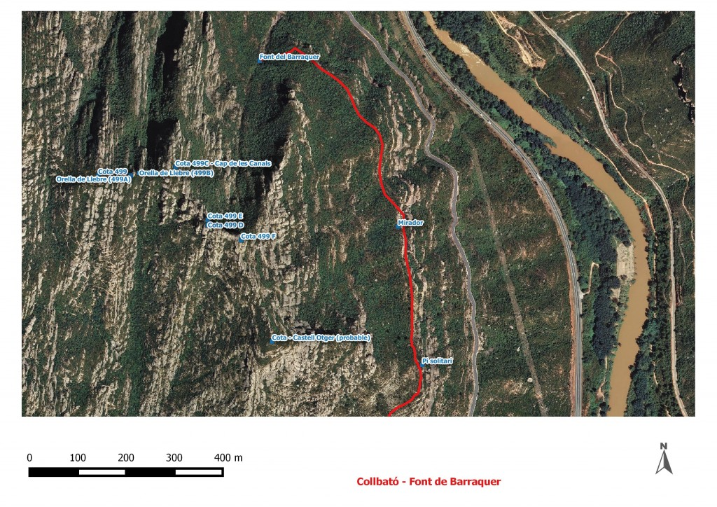 Itineraris Collbato - font del Barraquer 6
