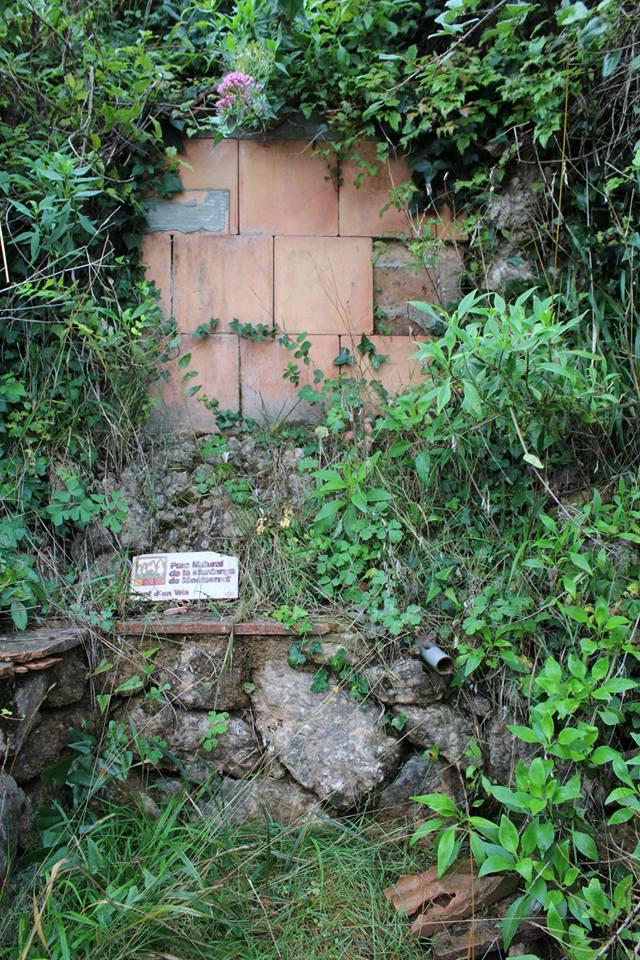 Montserrat font Vila Fede 2