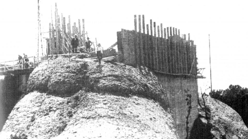 Montserrat construccio aeri sant Jeroni tractat