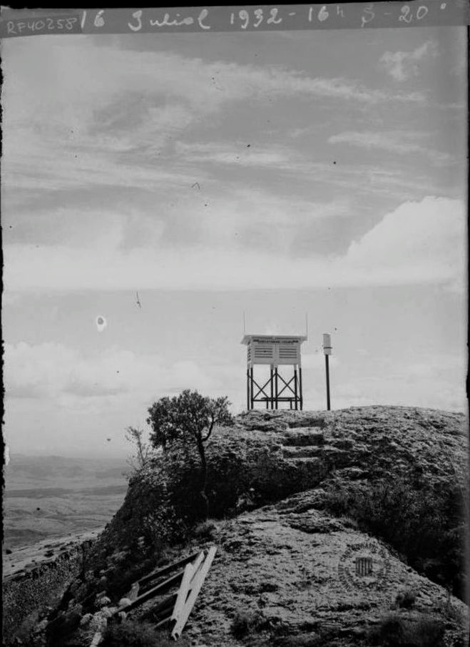 Montserrat observatori Joan Arus