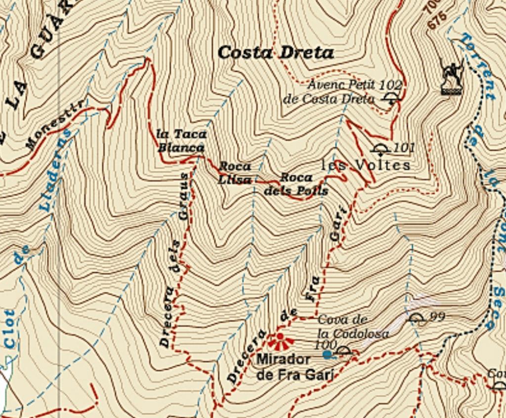 Roca Llisa i roca dels Polls Alpina 10K