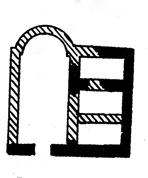 Esglesia segle X-XI planta
