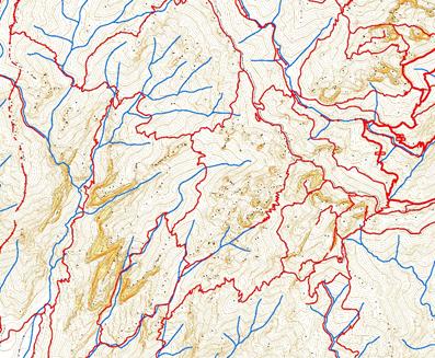 Les Artigues. Sistema hidrològic