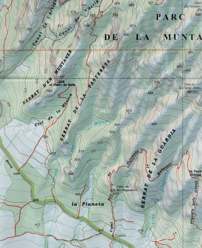 Clot de la Monica Alpina 2015