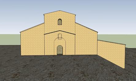 Esglesia XIV inicis