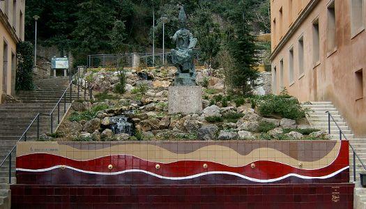 Font del Miracle Josep Maria Guitart