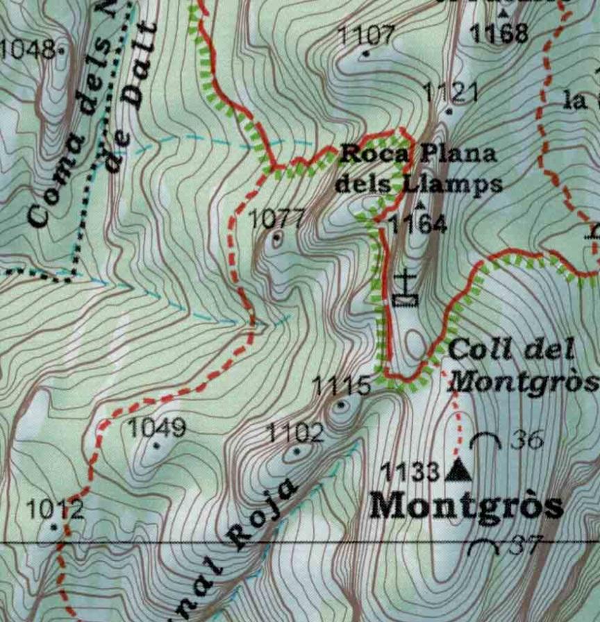 Cami de la Palomera Alpina 2