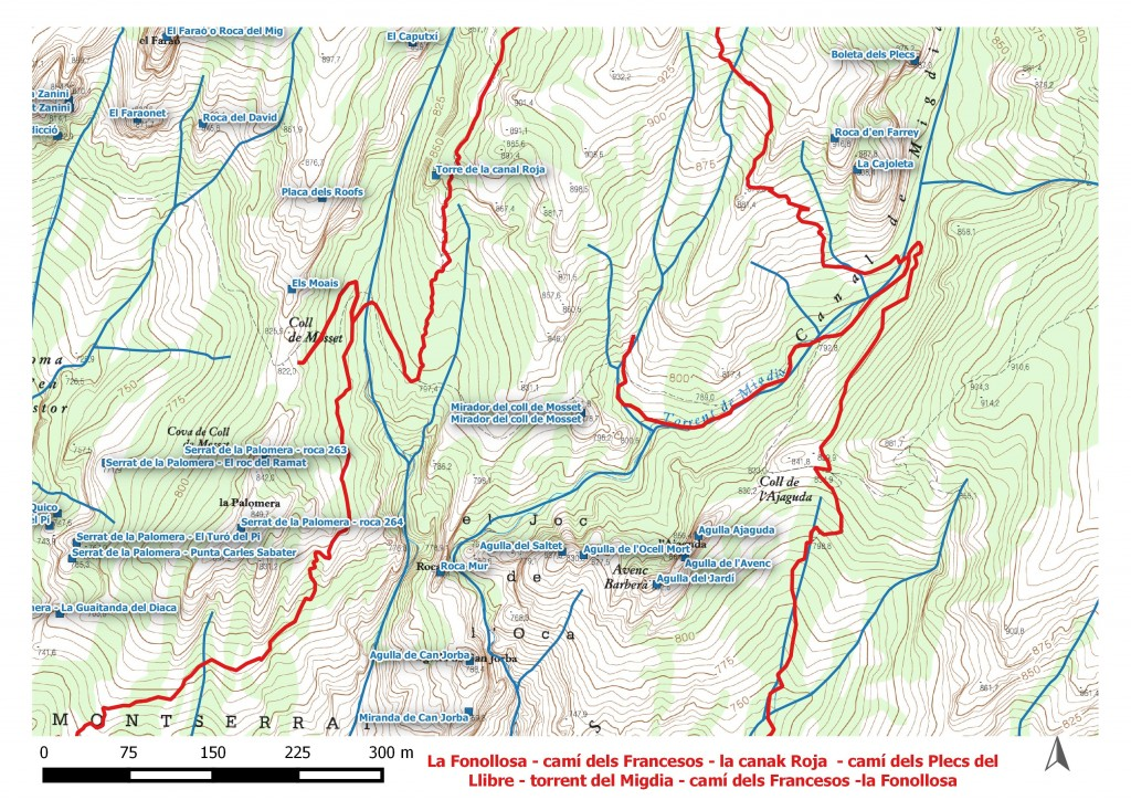 La Fonollosa - canal Roja - la Fonollosa 3