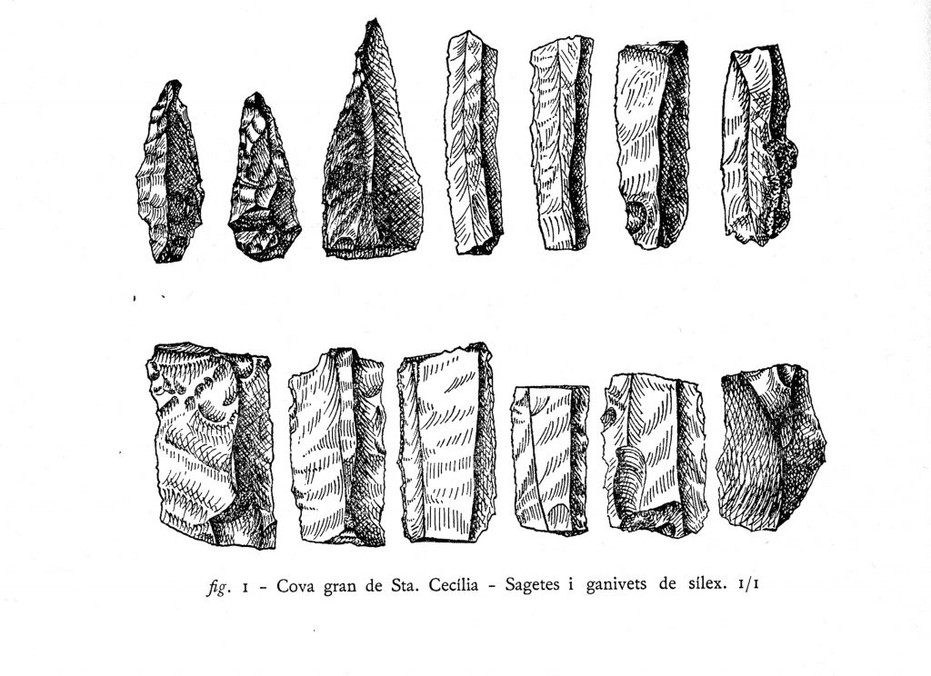 Josep Colomines Roca Prehistòria de Montserrat (Monestir de Montserrat 1925)