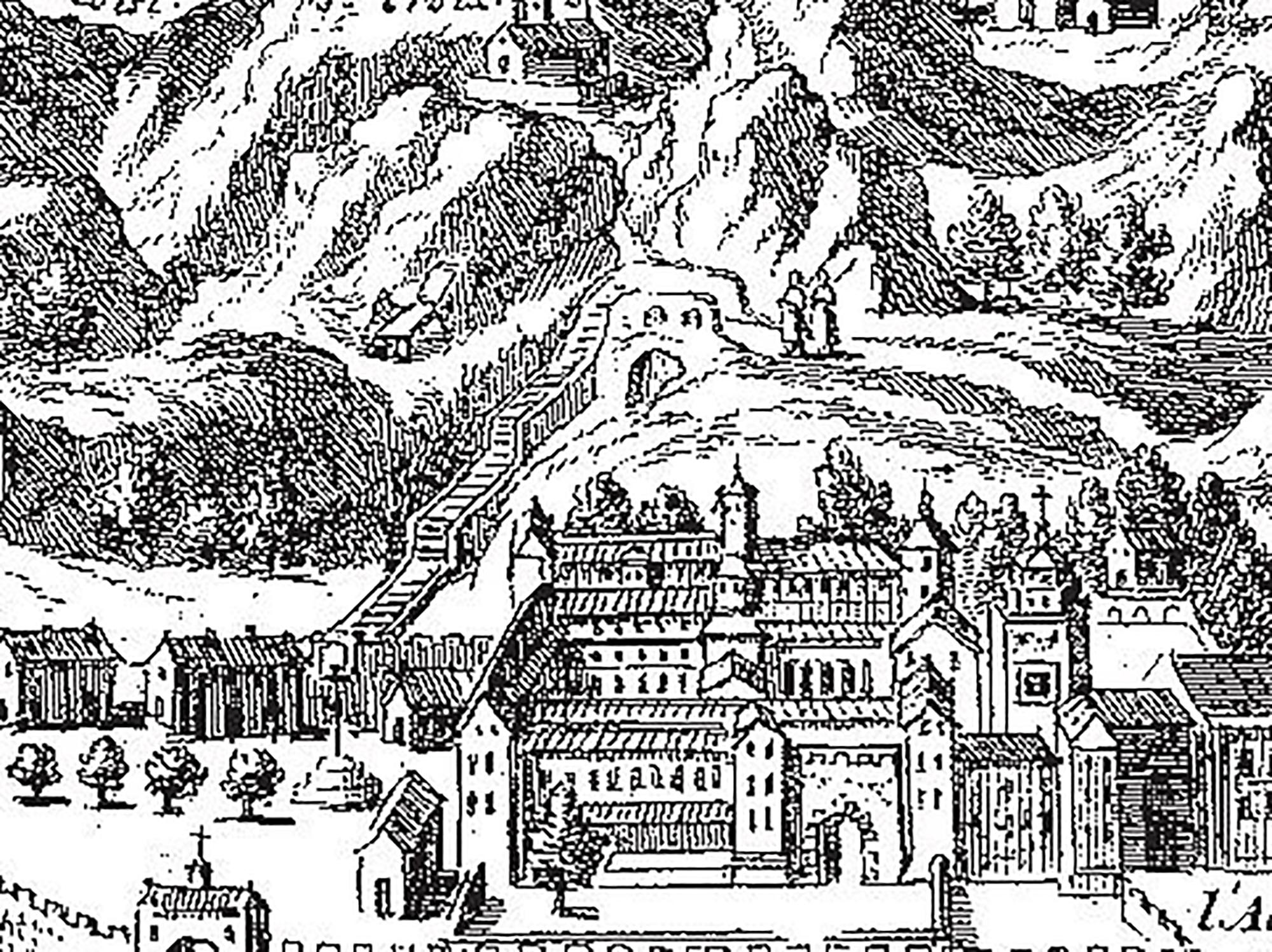 12 Maison Angelical 1701 detall Nicolas de Fer 1705