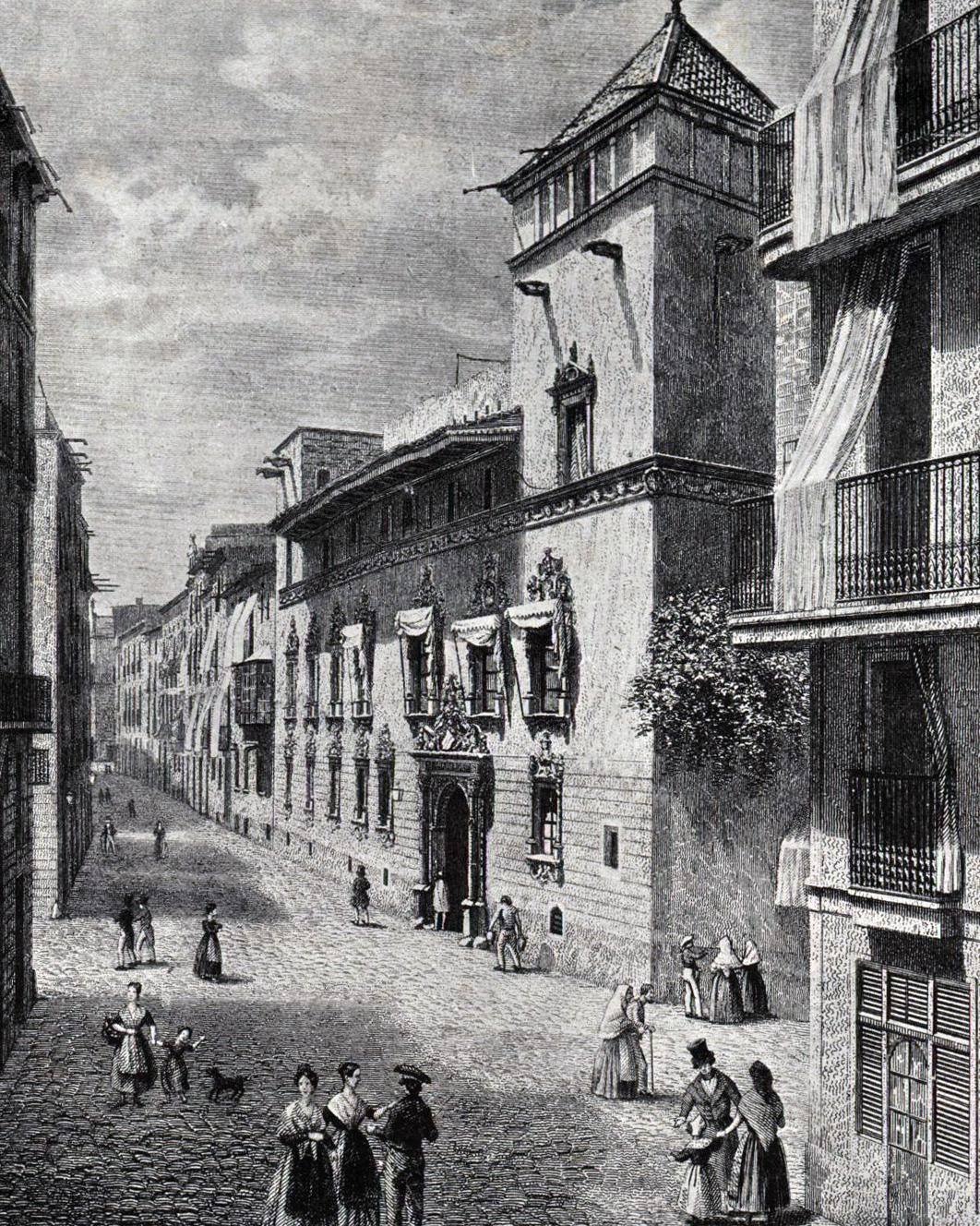 Arxiu Municipal de Barcelona Procura Portaferrissa 9c