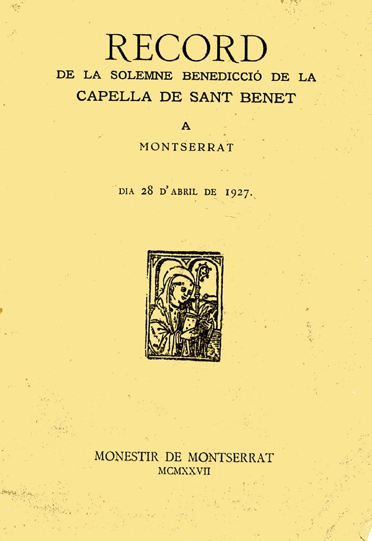Sant Benet 2931 2